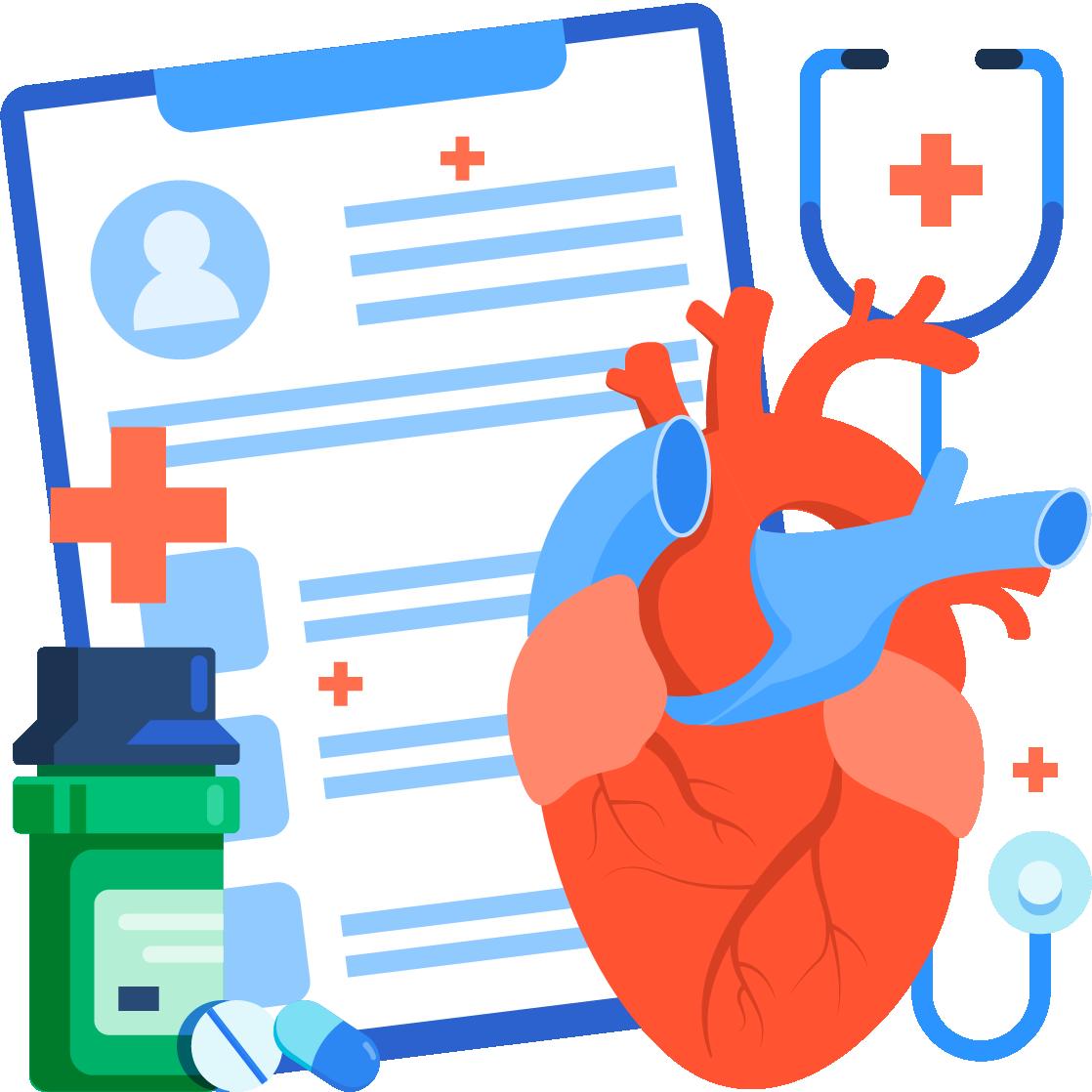 Cardiovascular risk screener