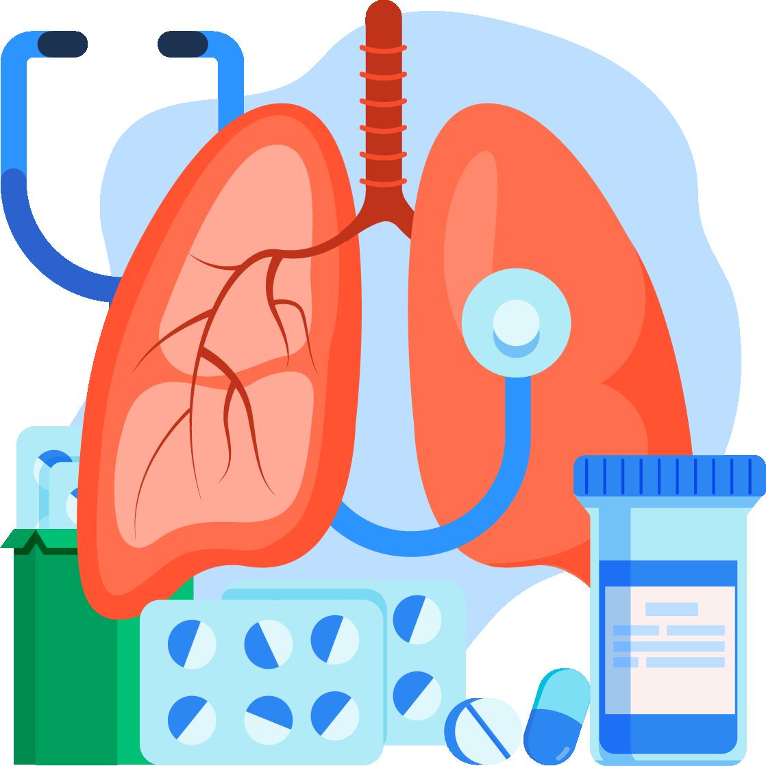 呼吸不順、呼吸困難恐是 COPD 肺阻塞!馬上評估你的 COPD 風險