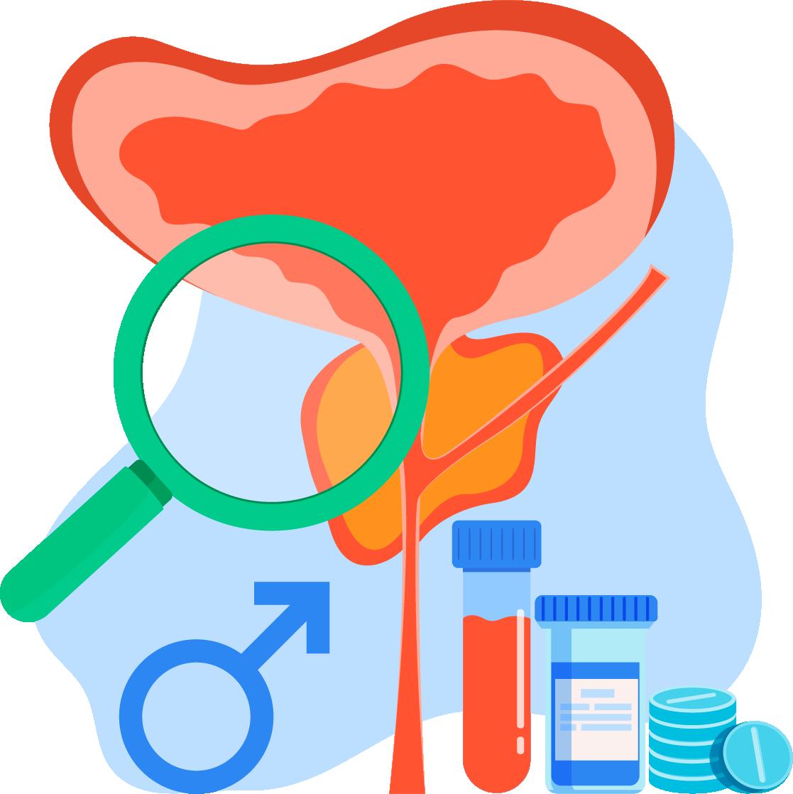 Alami masalah pada bahagian prostat anda? Periksa di sini sekarang!