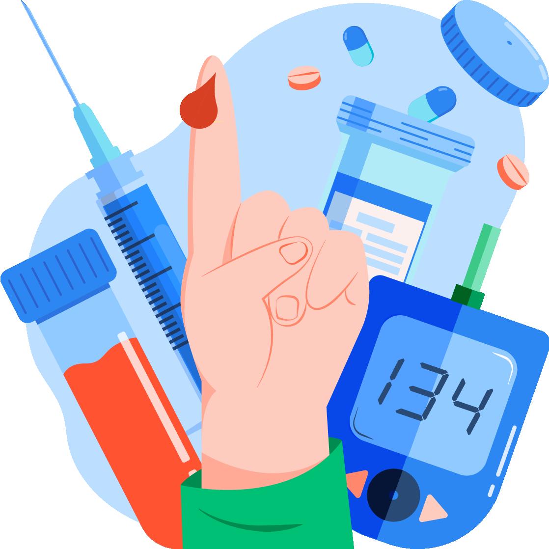 Liệu bạn có nguy cơ mắc bệnh tiểu đường type 2 không?